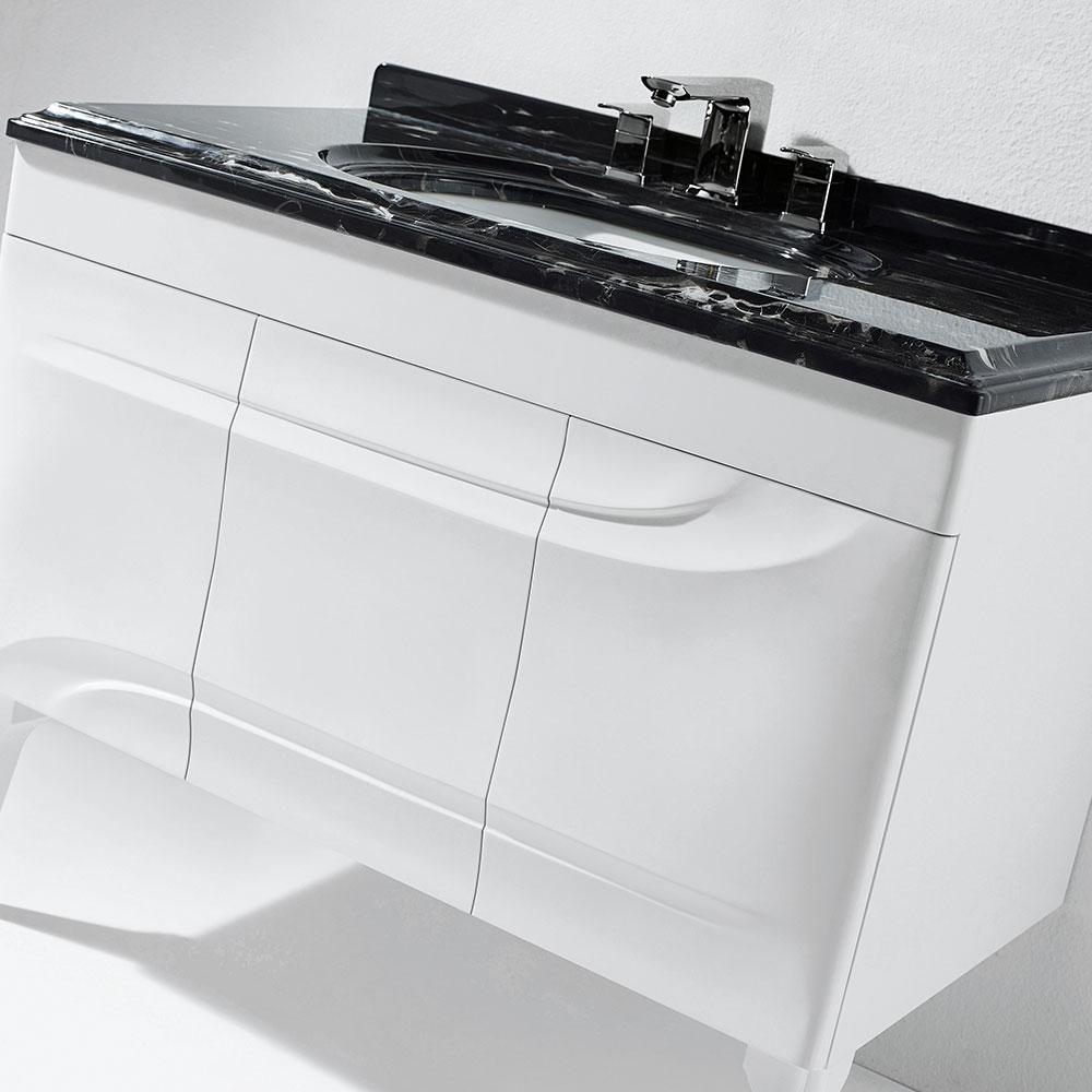 HBT101101N-120实木浴室柜