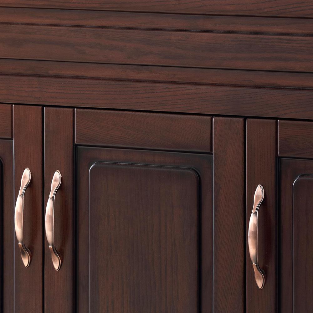 HBT507101N-095实木浴室柜