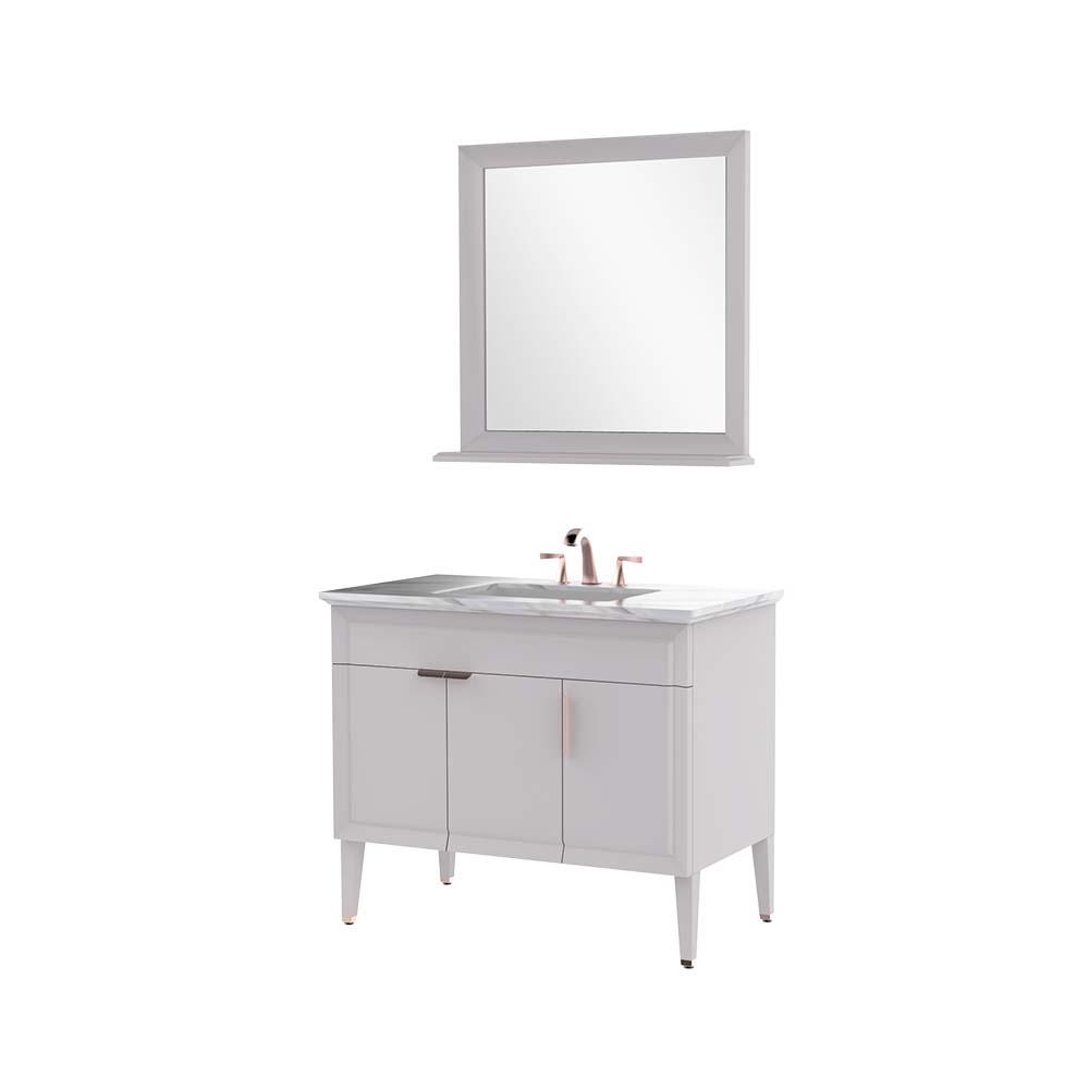 HBT101006N-100实木浴室柜