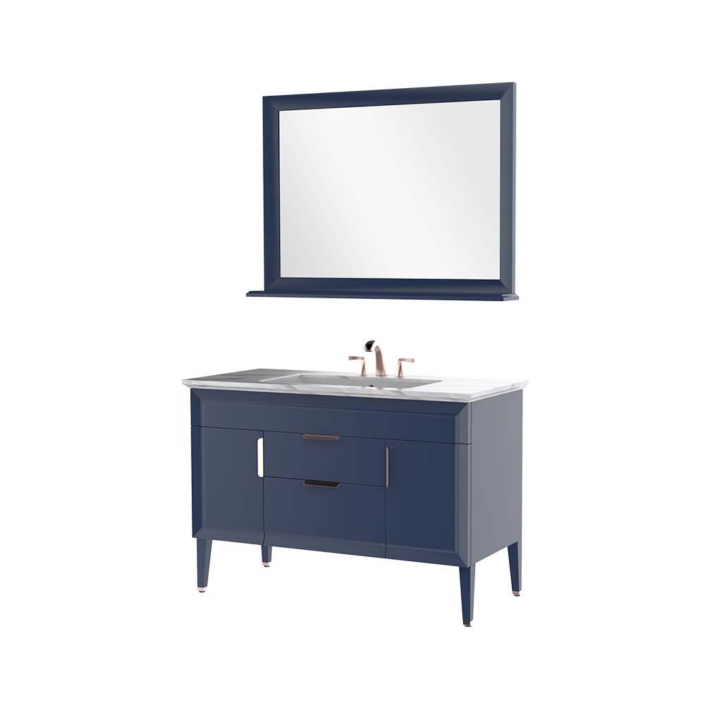 HBT101005N-120实木浴室柜