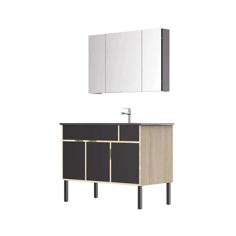 HBM103503N-110生态实木浴室柜