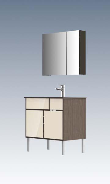 HBM103505N-080生态实木浴室柜