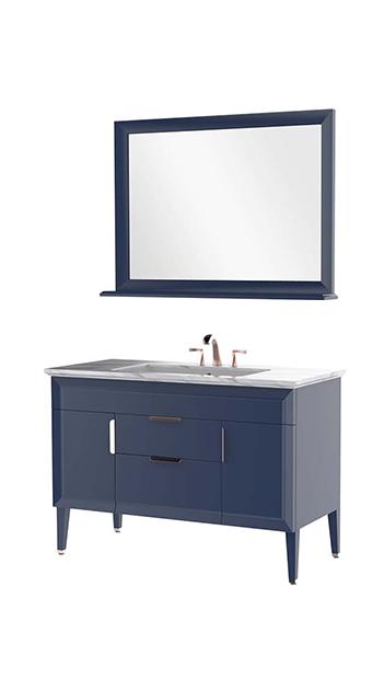 簡奢系列浴室櫃