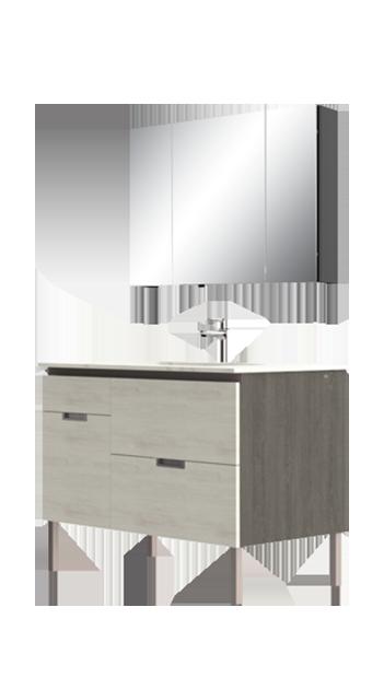 摩登系列浴室櫃