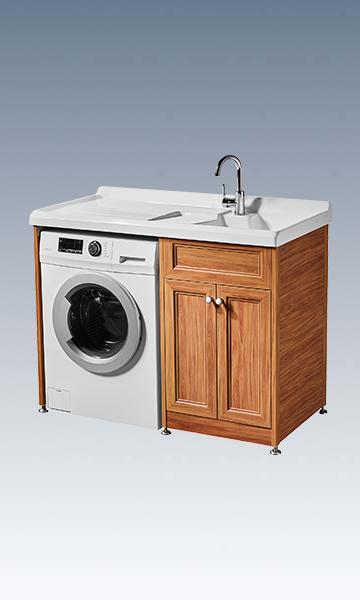 HBA508001L-120洗衣柜