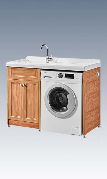 HBA508001R-120洗衣柜