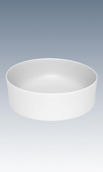 HC10650-038圆形薄边艺术盆