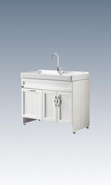 HBA507201L-100金属洗衣柜