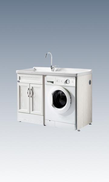 HBA507201R-120金属洗衣柜