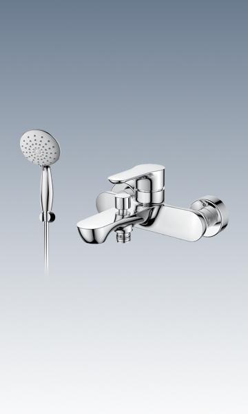 HMF101-21挂墙浴缸龙头